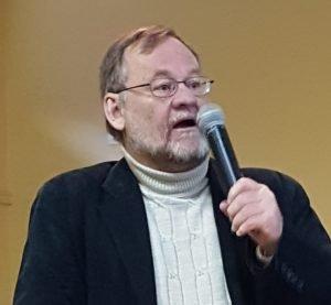 Author Michael Hart. Courtesy photo by Elaine Duke
