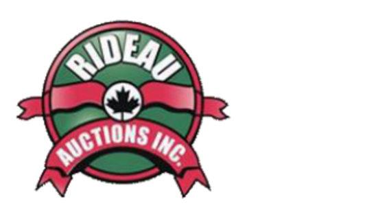 Rideau Auctions Inc Furniture Auction Sale, Nov 4, 2017