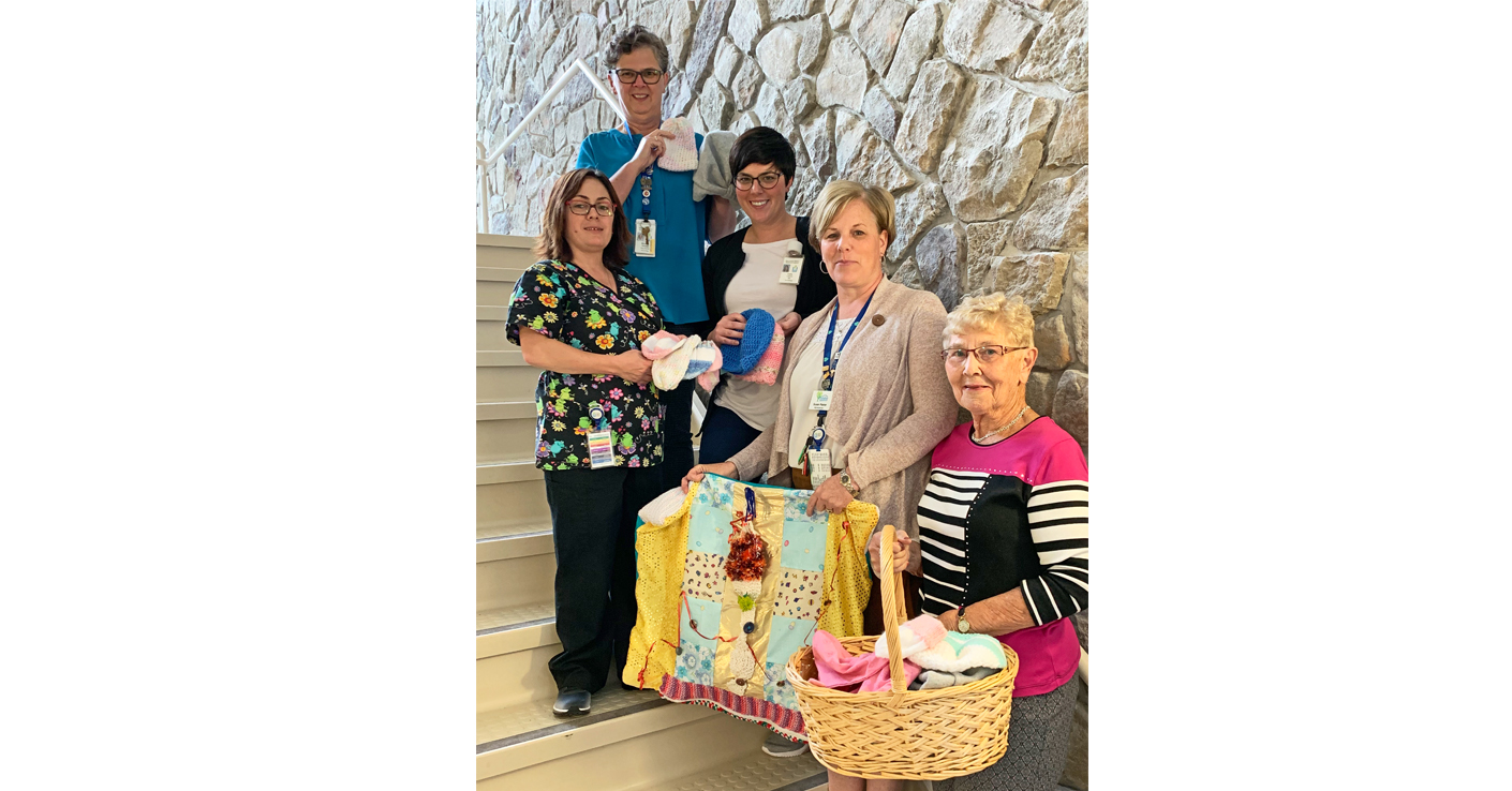 Local crafters donate their Chesterville Fair entries to benefit WDMH and Dundas Manor - Nation Valley News